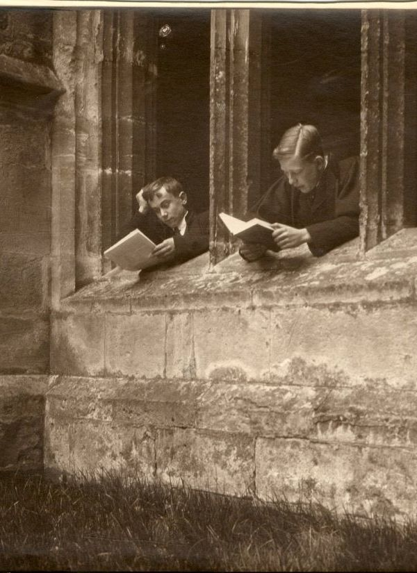 rendall photo boys in cloister (002)